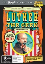 Luther The Geek (DVD, 2005) BRAND NEW/SEALED RARE!!! ..R ALL