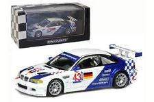 Minichamps BMW M3 GTR Winner ELMS Jarama 2001 - Ekblom/Muller 1/43 Scale