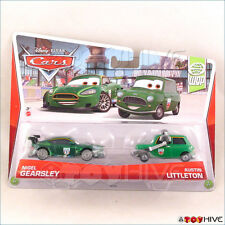 Disney Pixar Cars 2 WGP Nigel Gearsley & Austin Littleton World Grand Prix 2013