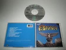 SAXON/BEST OF SAXON(EMI/CDP 7 96065 2)CD ALBUM