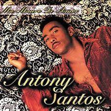 New: Santos, Antony: Me Muero De Amor  Audio CD