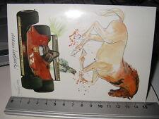 Gilles Villeneuve_postcard_1991-galleria ferrari
