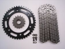 HONDA CBR954RR CBR 954 RR SPROCKET & O-RING CHAIN SET 16/43 2002 2003 BLK