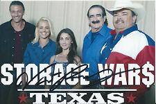 Victor Rjesnjansky Signed 4X6 Photo Storage Wars Texas AETV History Channel