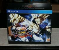 Dragon Ball FighterZ: Collectorz Edition (Sony PlayStation 4, 2018) - LIKE NEW