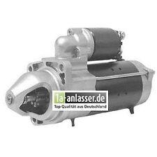 Motor de arranque Starter Bosch Deutz khd 24v 4,0kw 9 dientes bf6m1013 bf4m1013 bf4m2012