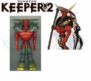 DUNGEON KEEPER - HORNY * LIMITED ACTIONFIGURE / STATUE * NEW * 1997 * VERY RARE