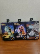 """Neca Back To The Future Marty Mcfly and Doc"""" Brown"""