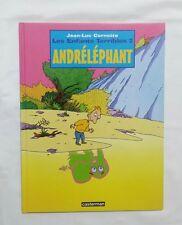BD - Les enfants terribles 2 Andréléphant / EO 1996 / CORNETTE & JEAN-LUC