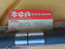 NOS Suzuki Kick Starter Shaft 1976-1977 GT500 1968-1975 T500 26210-15001