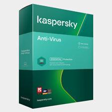 Kaspersky Antivirus 1 PC 1 ANNO 2021 FATTURABILE
