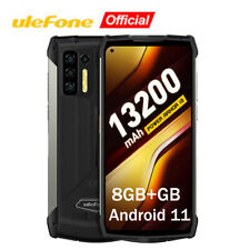 New listing Ulefone Power Armor 13 8Gb 256Gb Cell Phone Rugged Android11 Smartphone 13200mAh