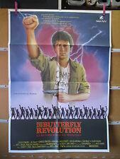 A2601  THE BUTTERFLY REVOLUTION - LA REVOLUCION DE LAS MARIPOSAS - CHUCK CONNORS