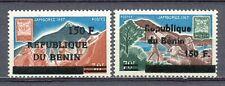 WORLD JAMBOREE 1967 IDAHO DAHOMAY - 1996 OVERPRINTED République du Benin Hk604f