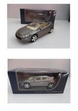 """Lot 2 Peugeot Concept Car 407 Elixir 1/64 """"3 Inche"""" Diecast NOREV Produit NEUF !"""