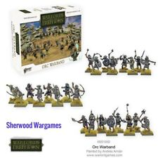 28mm Orc Warband, Warlords Of Erehwon Fantasy Game By Rick Priestley BNIB.