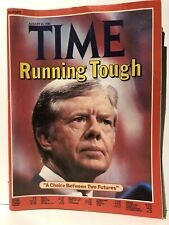 Rare And Collectible Time Magazine August 25 1980