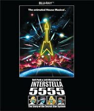 Daft Punk - Interstella 5555 Nuevo Blu-Ray