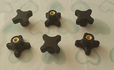 Replacement Star Knobs for The 'STRETCHMATE' Manual Canvas Stretching Tool