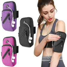 Best Running Sports Arm Band Strap Holder Pouch Case Exercise Workout For iPhone