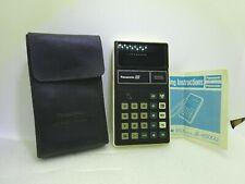 Rare Vintage Panasonic JE- 8500U Calculator