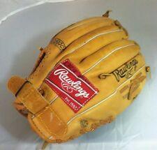 "Rawlings Rbg36 12.5"" Glove Fastback Tan Model Lh player. Very nice Euc"