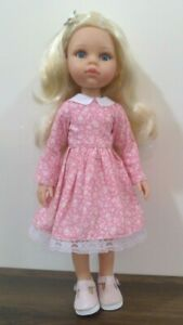 Paola Reina Doll Clothes. Handmade dress.