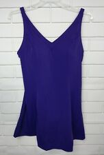 NEW SWIMSUITS FOR ALL 1 PC SWIMSUIT SWIMDRESS SZ. 14 NWOT