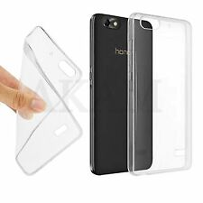 Ultra Thin Soft TPU Silicon Clear GEL Skin Back Case Cover for Huawei Honor 4c