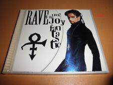 PRINCE cd RAVE UN2 the JOY FANTASTIC unto NPG release + foldout poster inside