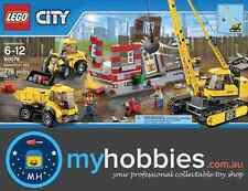 LEGO 60076 CITY Demolition Site Brand New
