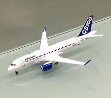 JC Wings 1/400 Bombardier CS100 House color C-FBCS die cast metal miniature