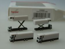 Herpa Wings Scenix - A380 Catering Truck, 4er Set - 532662 - 1:500