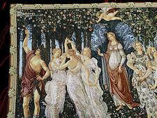 Tapiz ITALIA Tapiz Sandro Botticelli Primavera La Primavera arazzo 90x66cm