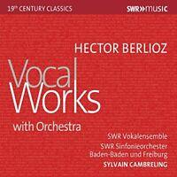 SWR Sinfonieorchester Baden-Baden und Freiburg - Berlioz:  Vocal