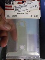 """Associated 12LC T-Bar .075"""" Fiberglass part # 4520"""