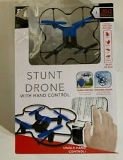Stunt Drone with Hand Control 360 degree rolls Battery Controlled USB Charging