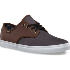 d49ae9b6eb Vans Madero C L Magnet Leather Men s Classic Skate Shoes Size 7