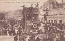 NICE ( France) : Mon Village-Carnaval de NiceA.D.I.A.