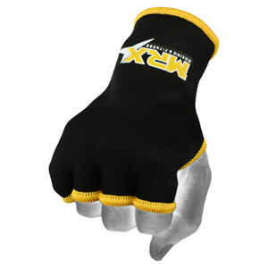 MMA Boxing Inner Gloves Padded Quick on Hand Wraps Protector MuayThai Kickboxing