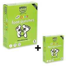 Detox foot patches Buy 1 Get 1 FREE - 20 Patches ** Happy Feet **