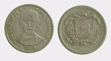 pci4573) Repubblica Dominicana 25 Centavos 1979