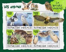 Togo 2018 owls  fauna  S201901