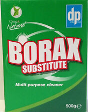 500g Borax Substitute Multi Purpose Cleaner Powder Crystals Laundry Booster Salt