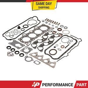 88-95 Honda Civic Del Sol D15A2 D16A6 D15B1 D15B6 D15B7 D15B8 Full Gasket Set