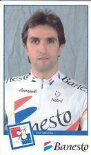 CYCLISME carte  cycliste JON ODRIOZOLA équipe BANESTO