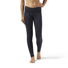 Women's Reebok CrossFit Elements Marble Legging Black BP8911