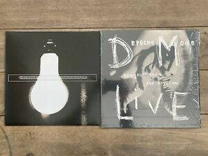 Depeche Mode-Live-Songs Of Faith And Devotion LP BLACK LIMITED RARE !