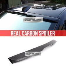 Real Carbon Fiber Rear Window Roof Spoiler AC Type For BMW 2004-2008 5Series E60