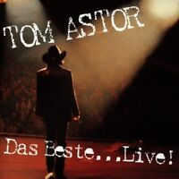 Tom Astor Das Beste..live! (19 tracks, 1997) [CD]